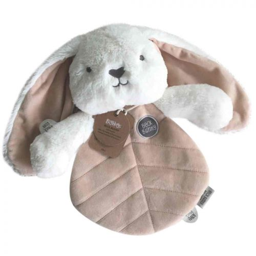 OB Designs Beck Bunny  Comforter - White