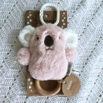 Kate Koala Dingaring Teething Toy Rattle