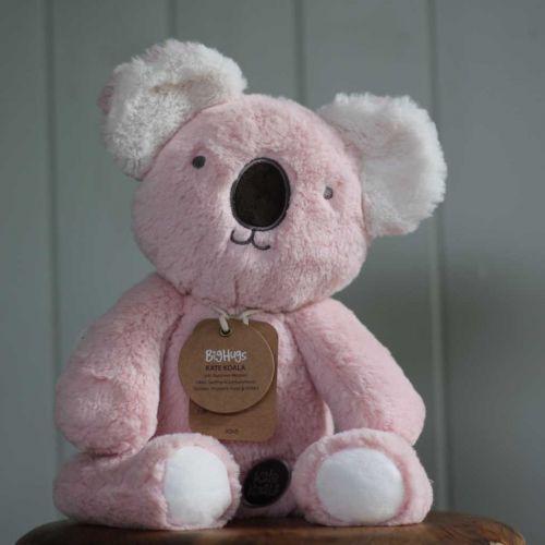 O.B. Designs Big Hugs Kate Koala Huggie Pink