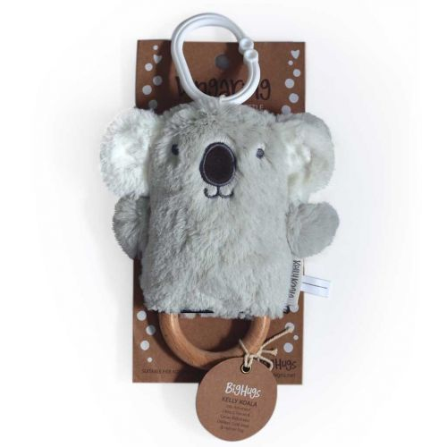 Kelly Koala Dingaring Teething Toy Rattle