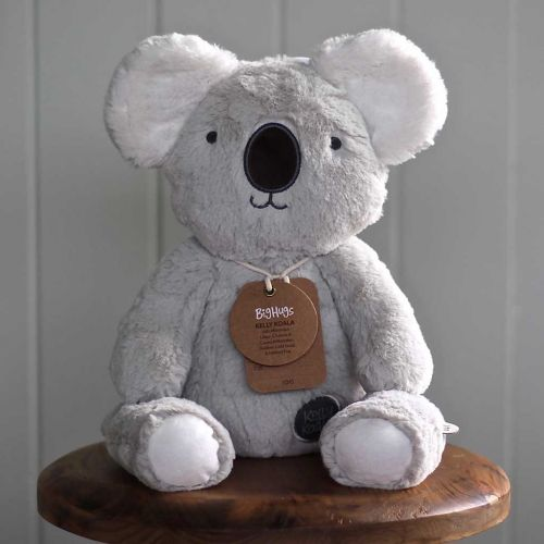 O.B. Designs Big Hugs Kelly Koala Grey Huggie