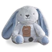 O.B. Designs Big Hugs Bruce Bunny (Blue)