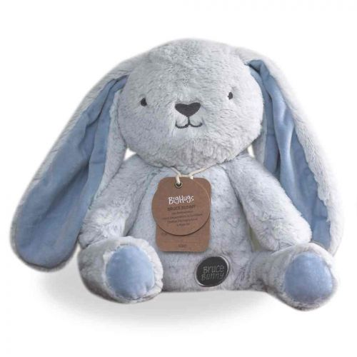 O.B. Designs Big Hugs Bruce Bunny (Blue) - Retired