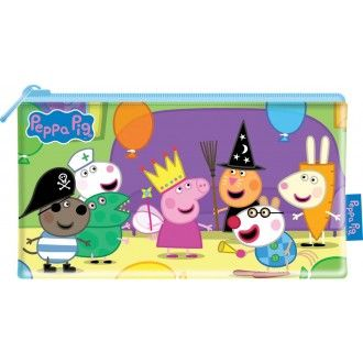 Peppa Pig Flat Pencil Case