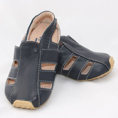SKEANIE Summer Sandals - Junior - Navy (Last Pair left size 26)