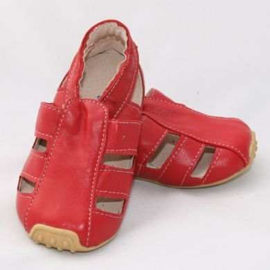 SKEANIE Summer Sandals - Junior - Red