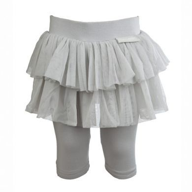 Tulle Skirtle Glacier Grey (Sizes 2 - 7 years)