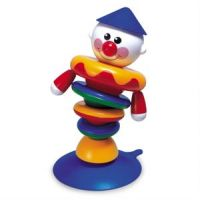 Wobbly Clown - High Chair Toy
