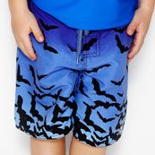 Wave Rat Bats Boardshorts (Sizes 3 to 6)