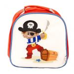 Woddlers Insulated Lunch Box - Pirate