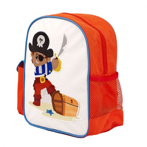 Woddlers Toddler Backpack - Pirate