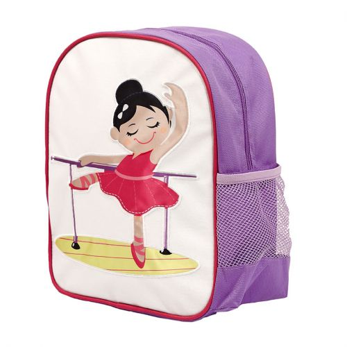 Woddlers Toddler Backpack -Ballerina