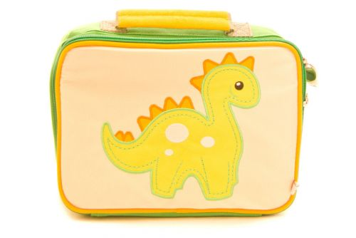Dino the Dinosaur  Lunch Box by Woddlers