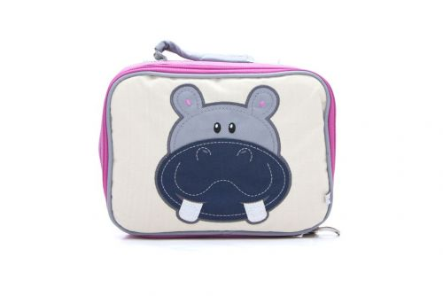 Woddlers Happy Hippo Lunch Box