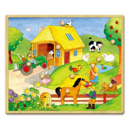Discovery Puzzle Farm