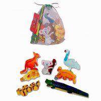 Aussie Animals Play Bag