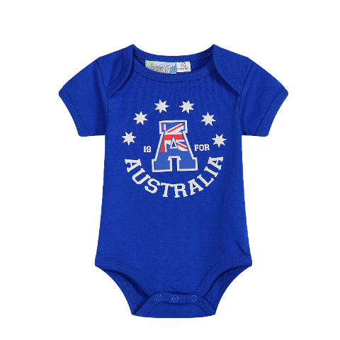 A is for Australia - Aussie Bodysuit