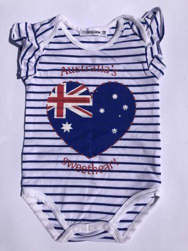 Aussie/Australia's Sweetheart - Bodysuit