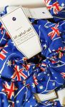 Australia Flag Scrunchie