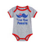 True Blue Aussie Bodysuit  - Australian Baby Outfit