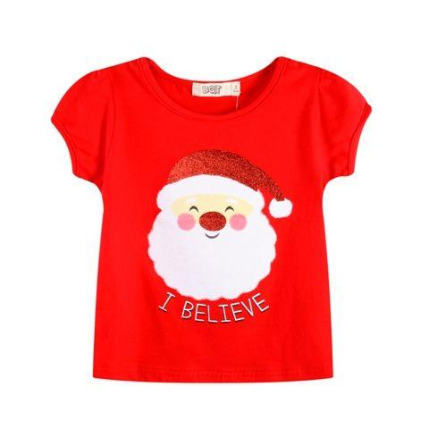 I Believe - Santa Baby Christmas T-Shirt