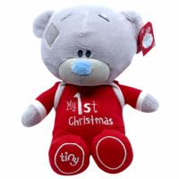 My First Christmas Tiny Tatty Bear