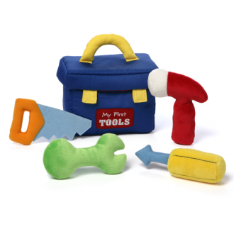 My First Toolbox Soft Play Set (5 pieces)