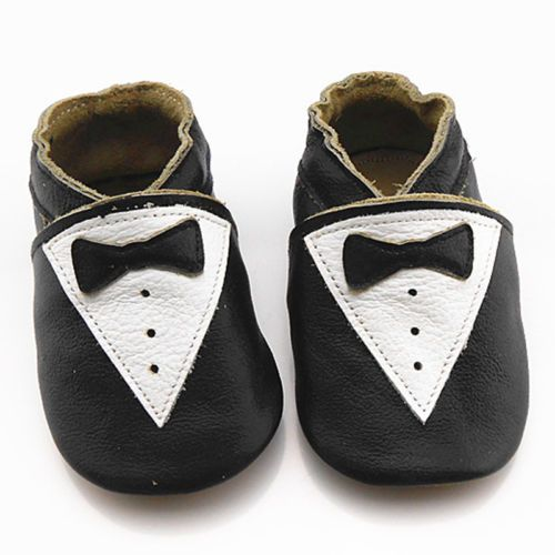 Baby Tux Shoes