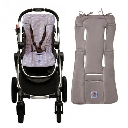 Babychic Designs Universal Pram/Stroller Liner - 100% Cotton - Dragonfly