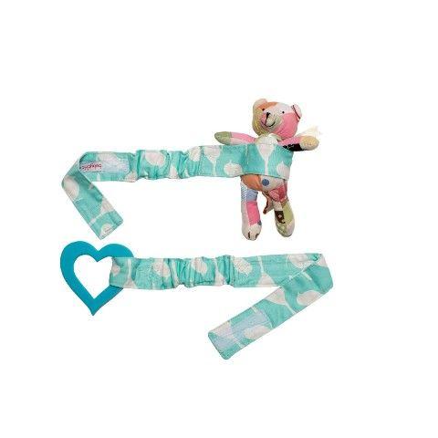 Babychic Designs Pram Toy Straps - Bird