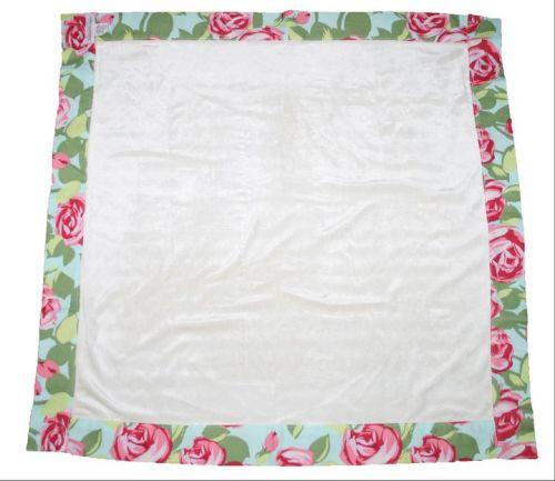 Ruby Rose Babychic Bamboo Velour Pram Blanket