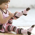 Coco BabyLegs Socks - 2 Pair Pack (only 12-24 mths left)