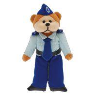 Aaron the Air Force Bear Beanie Kids