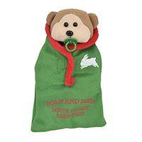 The South Sydney Rabbitohs Bear Born & Bred- Daniel Baby Beanie Kids
