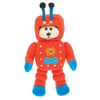 Circuit the Robot Bear - Beanie Kids
