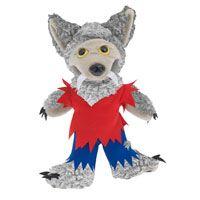 Howl the Werewolf Bear