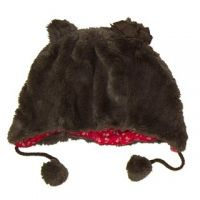 Sweet baby bear beanie hat