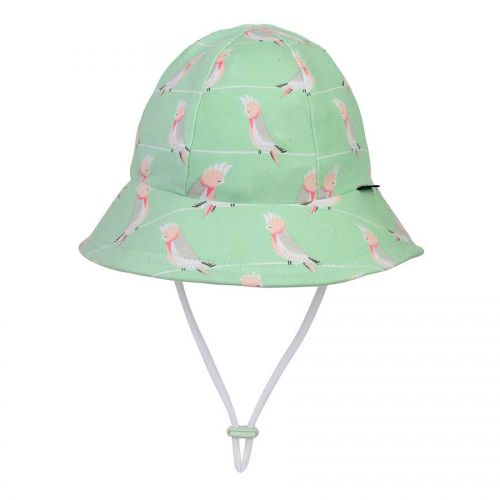 Galah Baby Bucket Hat (Sizes 0 to 6 months)
