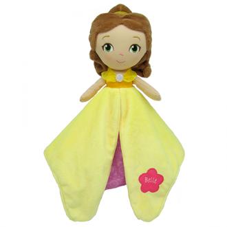 Belle Disney Princess - Baby Comforter Blankie