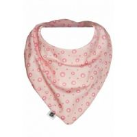 Bibska Bib - Pink Bubbly - Dribble/Bandana Bib - Limited Edition