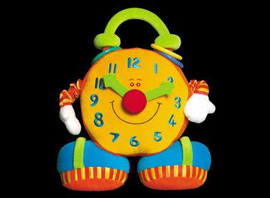 Big Ben the Activity Clock - Tolo - Plush