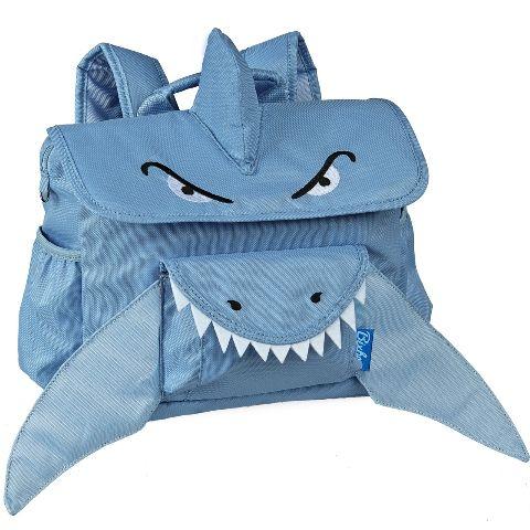 Bixbee Shark Small Kids Backpack