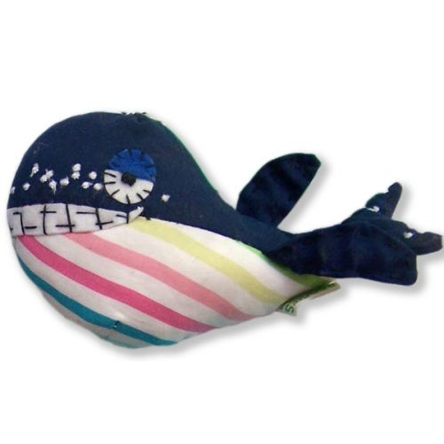 Boogees Blubber Whale - Soft Toy