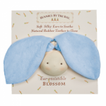Bud Ear-resistibles Bunny Teether and Soother-  Easter or Baby Gift