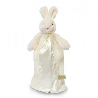 Bye Bye Buddy White Bunny- Baby Comforter