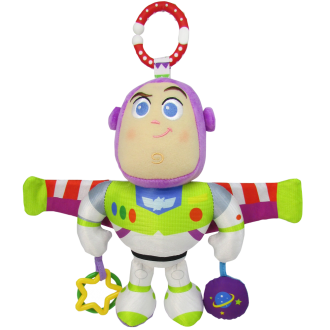 Toy Story Buzz Light Year Activity Toy Plush