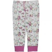 Baby Girls Leggings Floral (Size NB - 2) by Candy Stripes