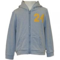 Blue Marle Hoodie (Sizes 0 to 2) by Candy Stripes