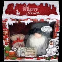 Shrumann The Reindeer Feeder - Christmas Tradition