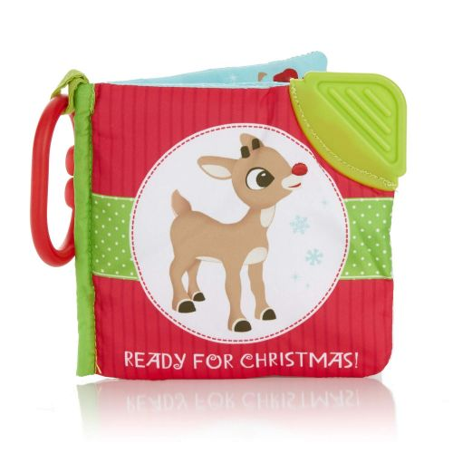 Rudoph  the Red Nosed Reindeer- Soft Baby Book